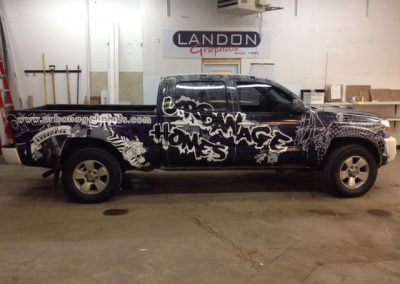 Vinyl Car Wrap Edmonton