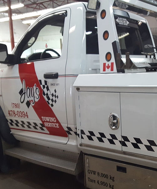 Vehicle Graphics Edmonton