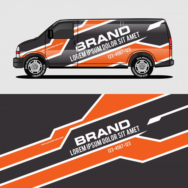 Facts about vehicle wrap advertising