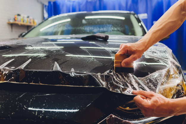 Vinyl Car Wrap Edmonton